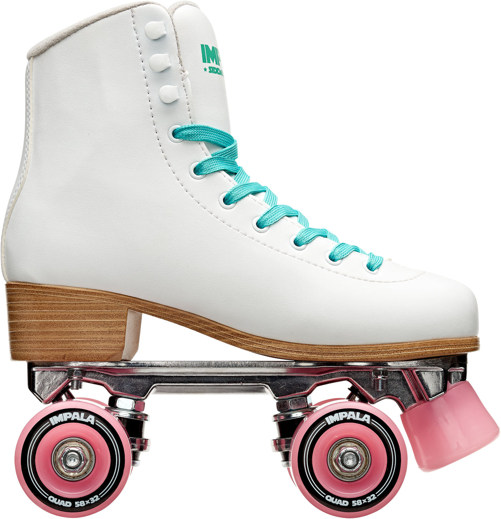 Why Walk during lock down when you can Roller Skate with Impala Roller Skates!