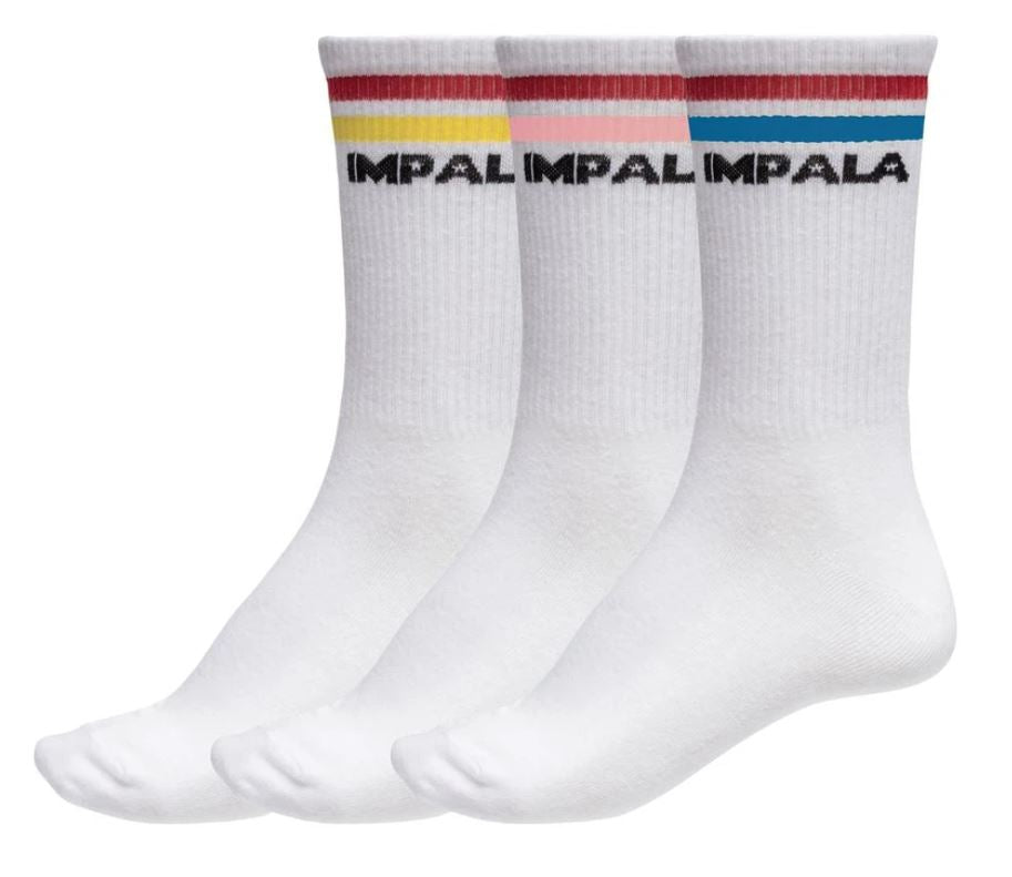 Shop Jemanda Impala Retrol socks 3 pack socks USA