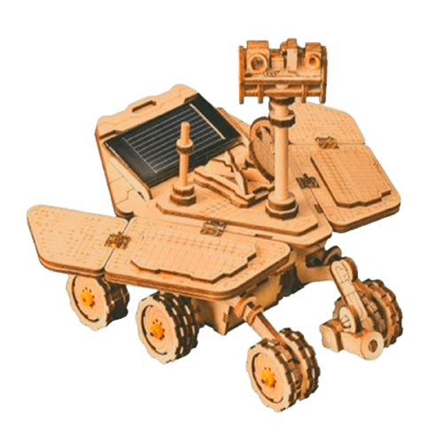 maquette bois rover opportunity mars