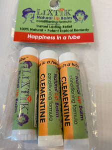 Lixtick Lip balm packs