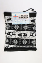 Load image into Gallery viewer, 4 in 1 Fleece Warmer