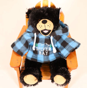 Silver Bay Stuffed Bear