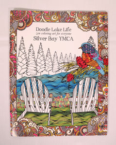 Silver Bay coloring book