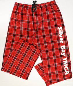 Red Flannel Men's Pajama Bottoms
