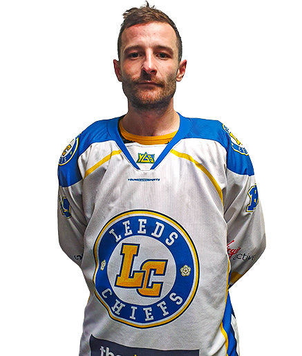 Leeds Chiefs Home Jersey