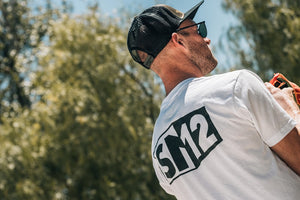 SM12 Logo Shirt (White)