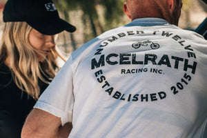 McElrath Racing (White)