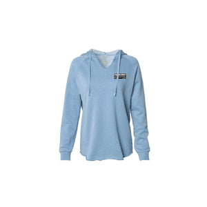 Foundations Hoodie (Ladies Sky Blue)