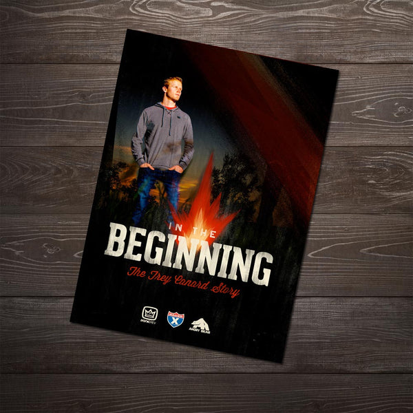 In The Beginning: The Trey Canard Story DVD