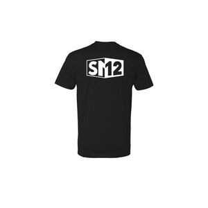 SM12 Logo Shirt (Black)