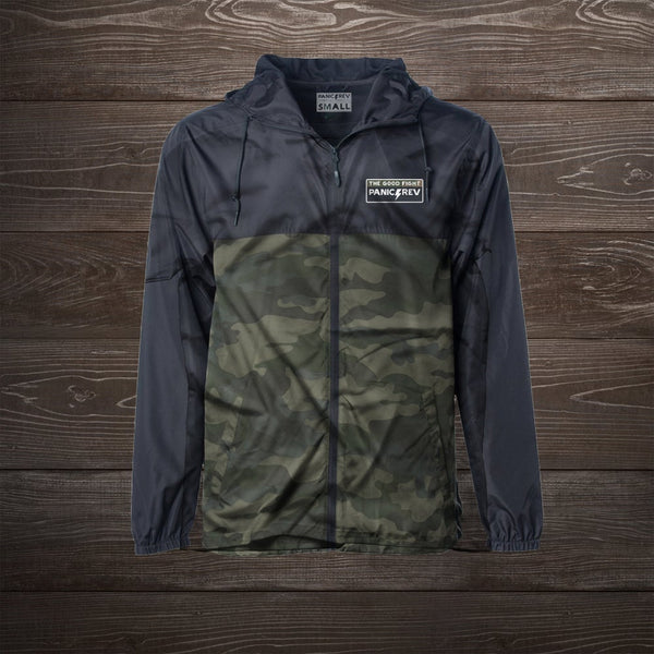 Youth Everyday Windbreaker (Camo)