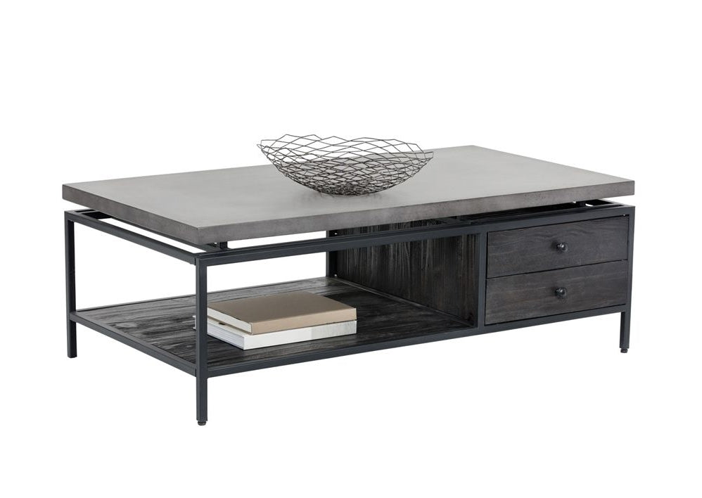 Norwood Coffee Table From Sunpan Instyle Home Rugs