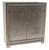 Athena Champagne Cabinet - www.instylehome.ca