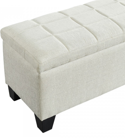 Outstanding Morgan Rectangular Storage Ottoman Caraccident5 Cool Chair Designs And Ideas Caraccident5Info