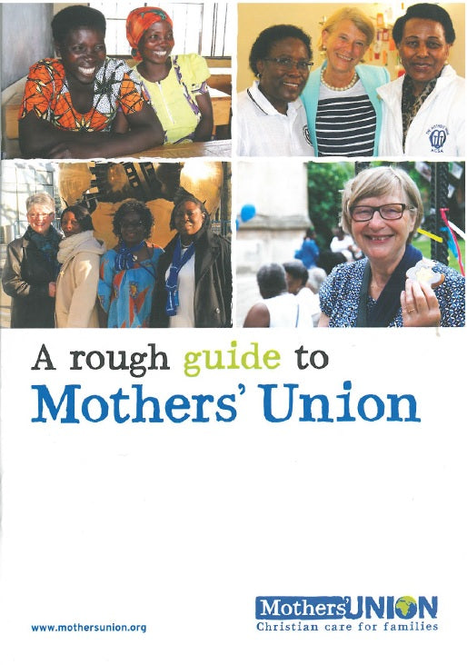A rough guide to MU Leaflet: Pack of 5