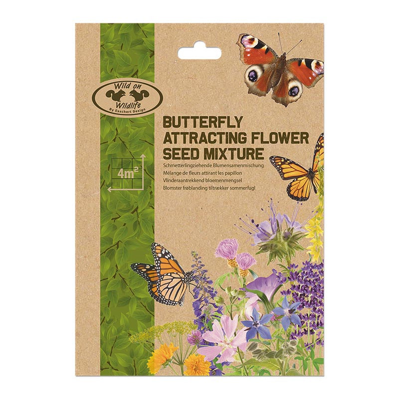 Butterfly Flower Seed Mix