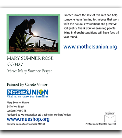 Mary Sumner Rose