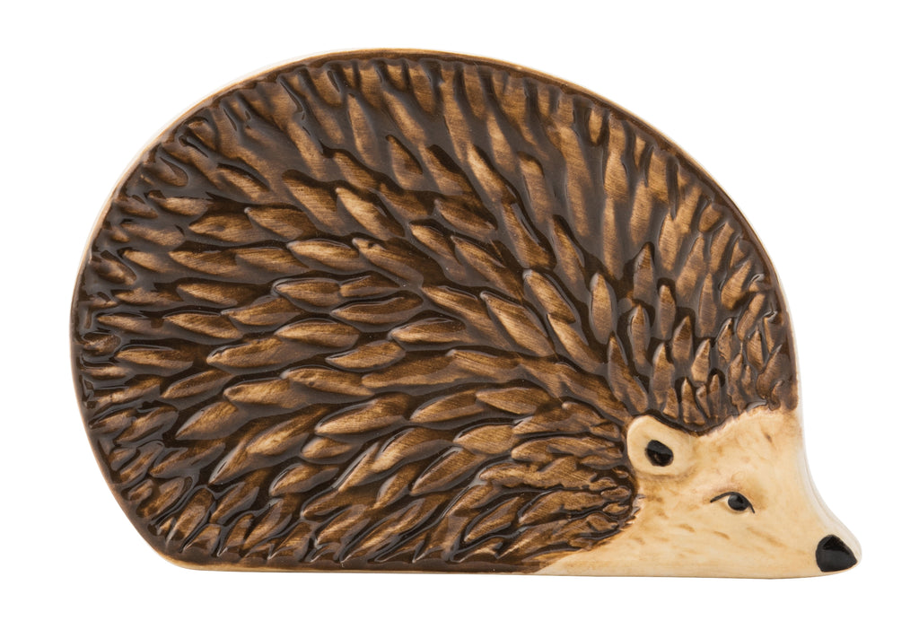 Hedgehog Teabag Tidy