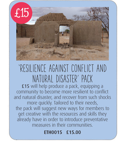 Resilience against Conflict ETH0015