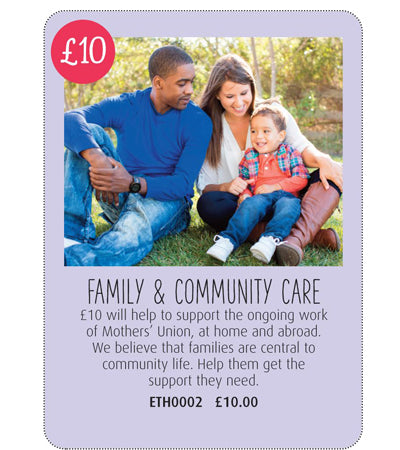 Family, Parenting and Community Care ETH0002