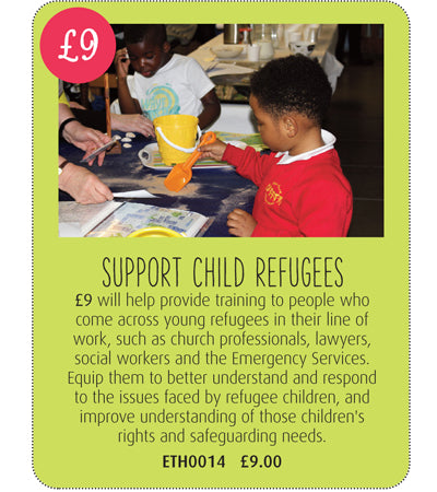 Support Child Refugees ETH0014