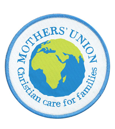Mothers' Union Woven Badge