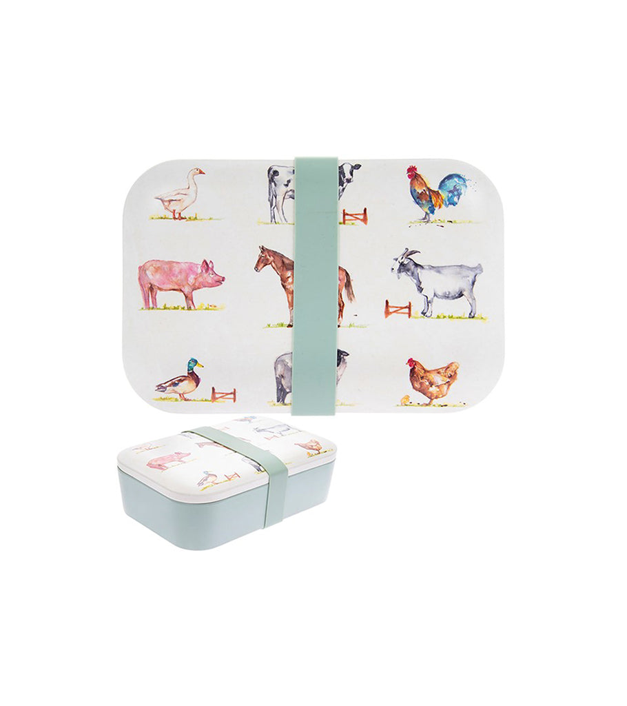 Country Life Collection: Bamboo Lunch Box