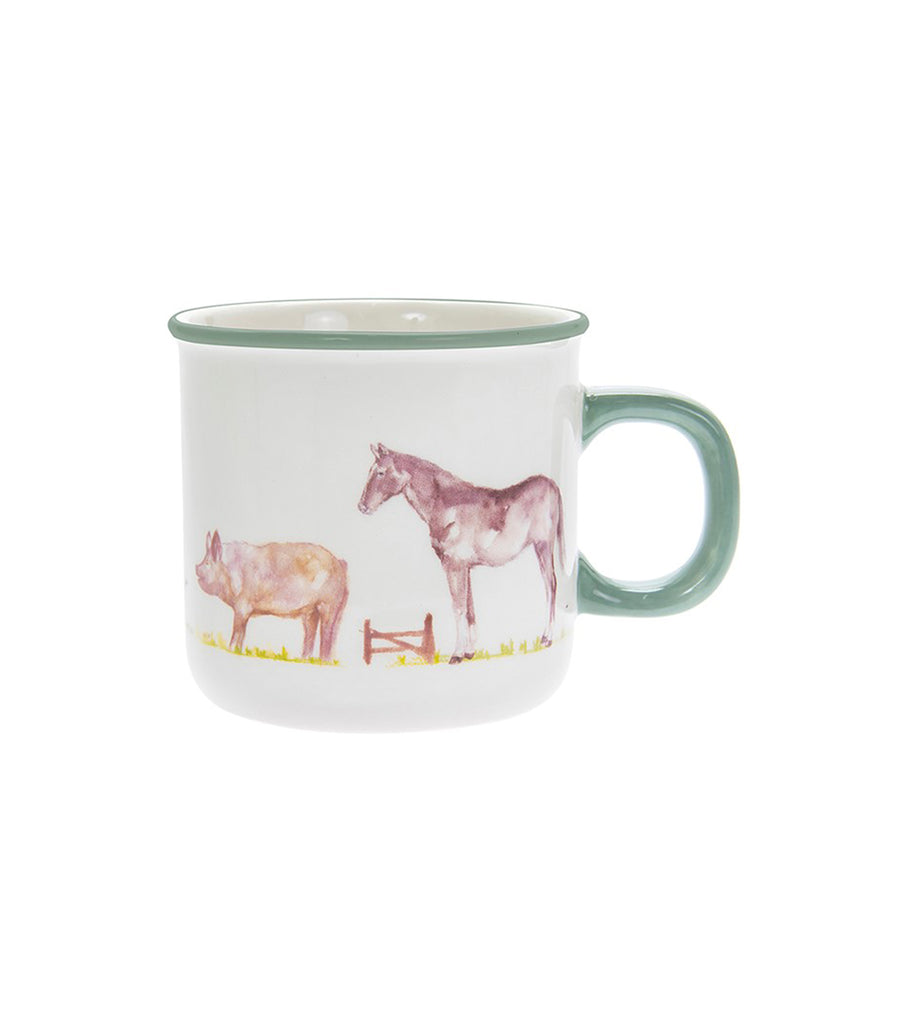 Country Life Collection: Boxed Mug
