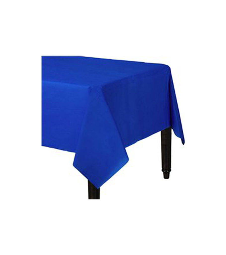 Table Cover: Blue