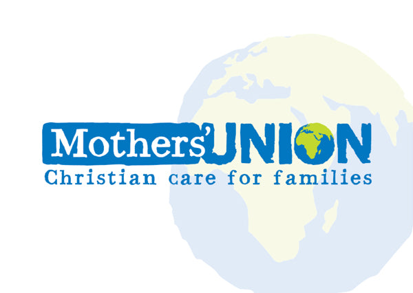 Mothers' Union Logo Card Mothers' Union Charity Cards