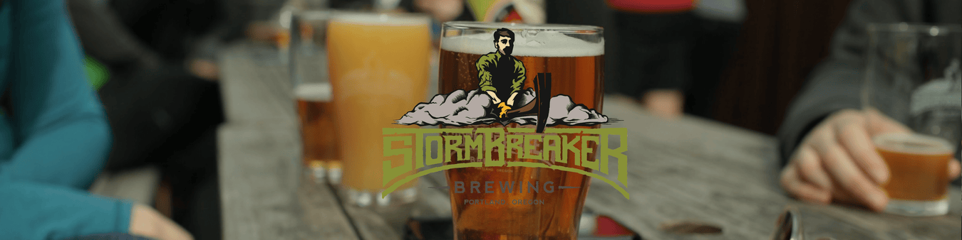 StormBreaker Brewing - @ Your Door
