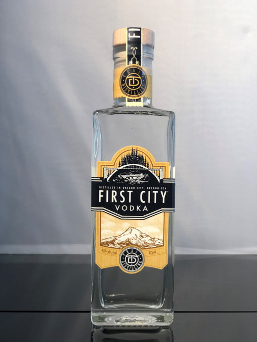 First City Vodka  (375ml) - @ Your Door