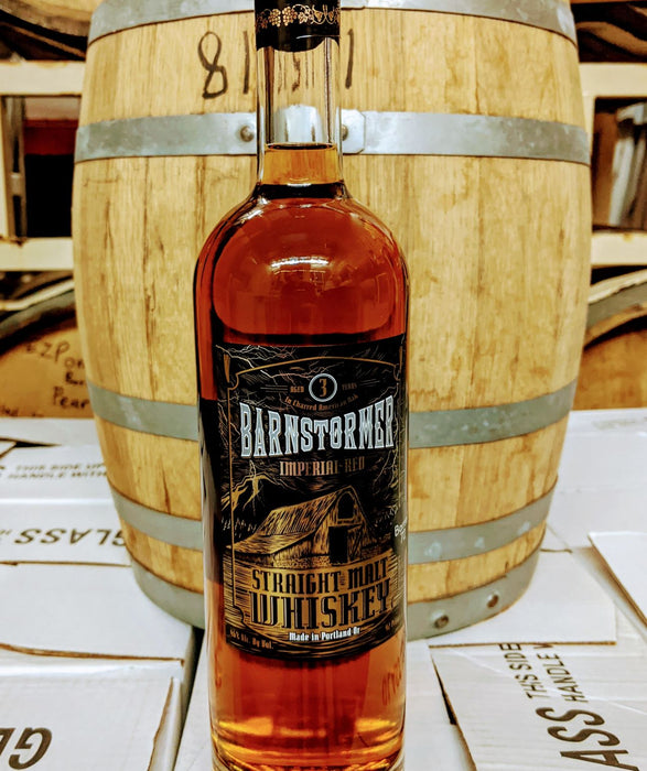 Barnstormer Imperial Red Straight Malt Whiskey (750 ml)