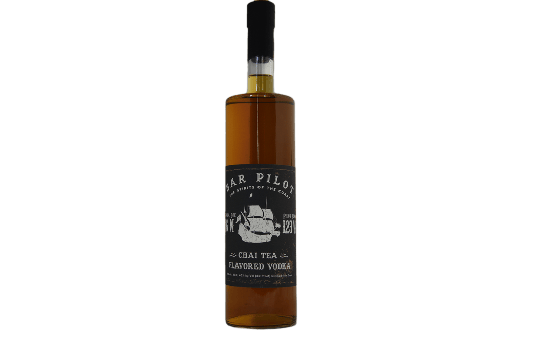 Bar Pilot Chai Vodka - @ Your Door