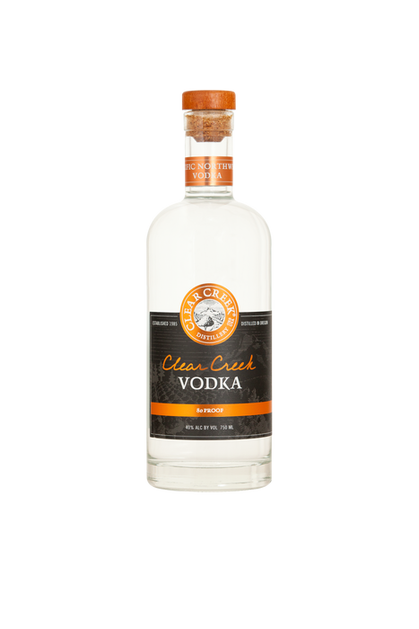 Clear Creek Vodka (750ml) - @ Your Door