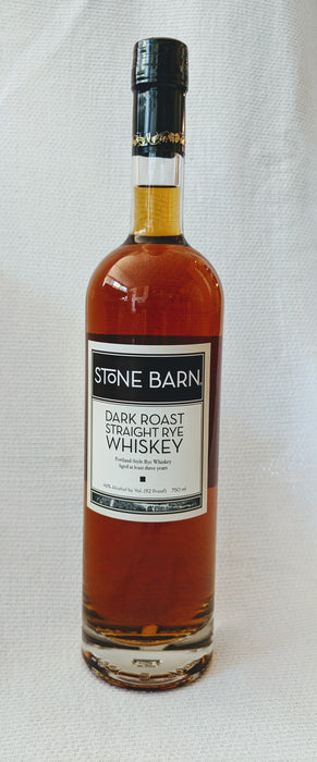 Dark Roast Straight Rye Whiskey (750 ml)