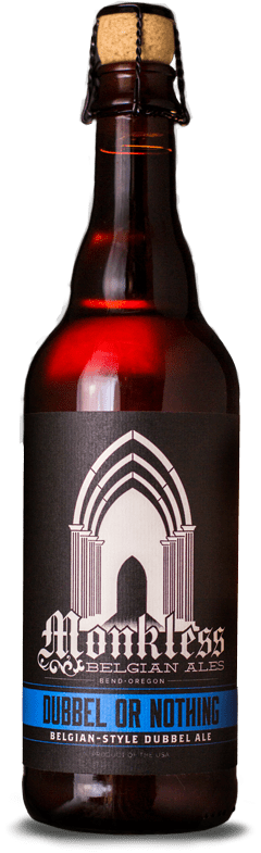 Dubbel or Nothing • 500ml bottle - @ Your Door