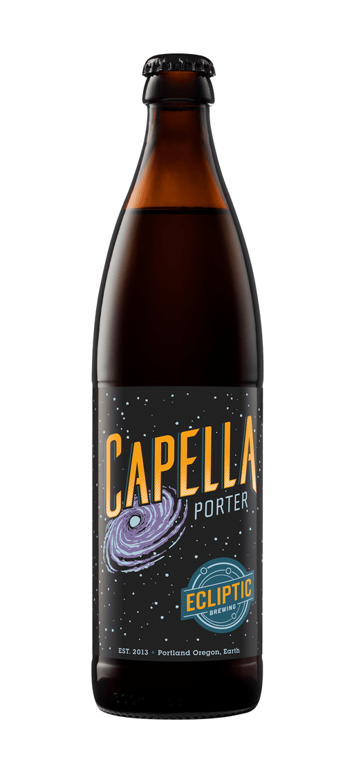 Capella Porter Bottle - @ Your Door