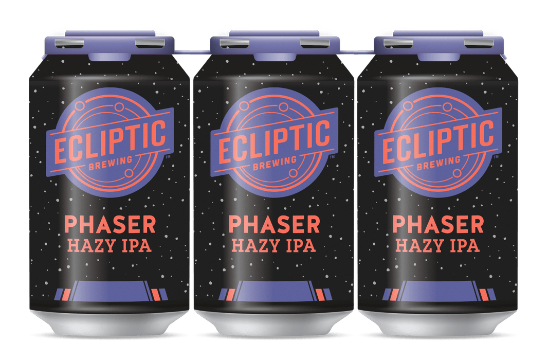 Phaser Hazy IPA 6 Pack - @ Your Door