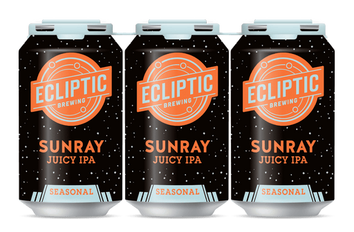 Sunray Juicy IPA 6 Pack - @ Your Door