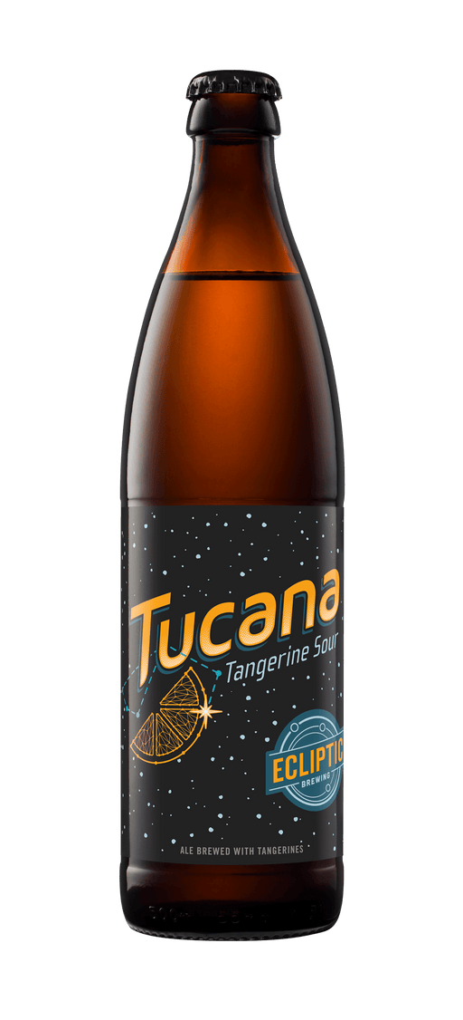 Tucana Tangerine Sour Ale Bottle - @ Your Door