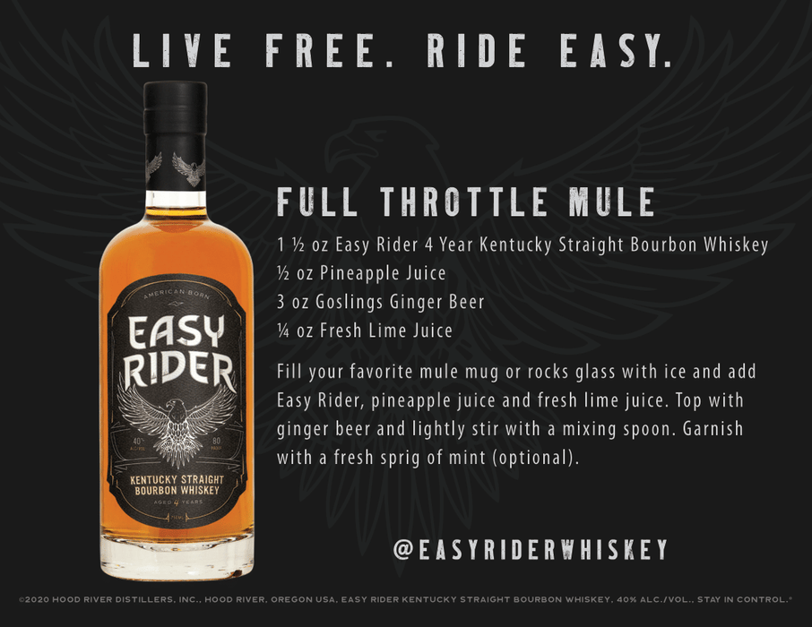 Full Throttle Mule