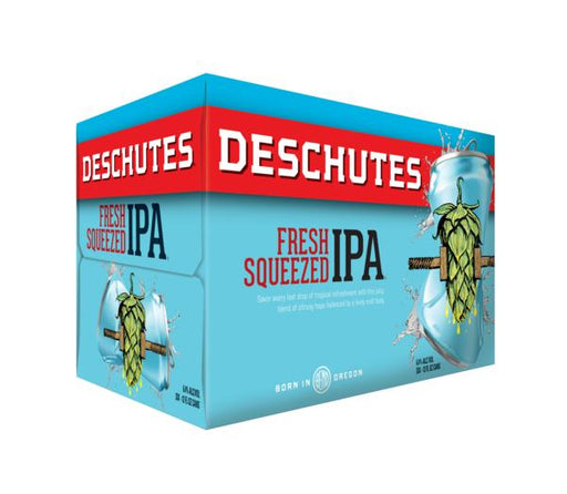 Fresh Squeezed IPA cans (6pk) - @ Your Door