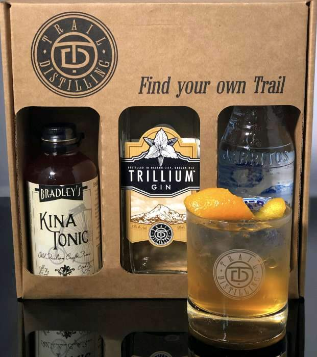 Trillium Gin and Tonic Kit - @ Your Door