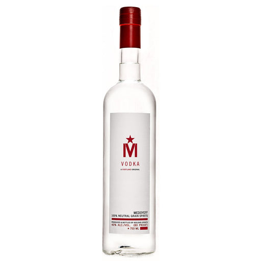 Medoyeff Vodka - @ Your Door