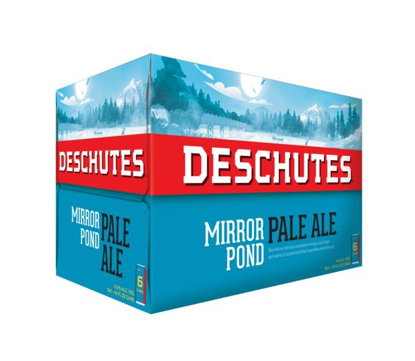 Mirror Pond Pale Ale cans (6pk) - @ Your Door