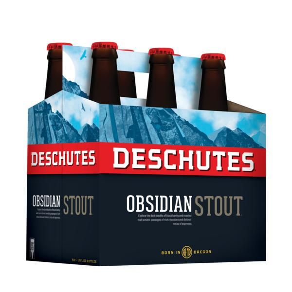 Obsidian Stout (6pk) - @ Your Door