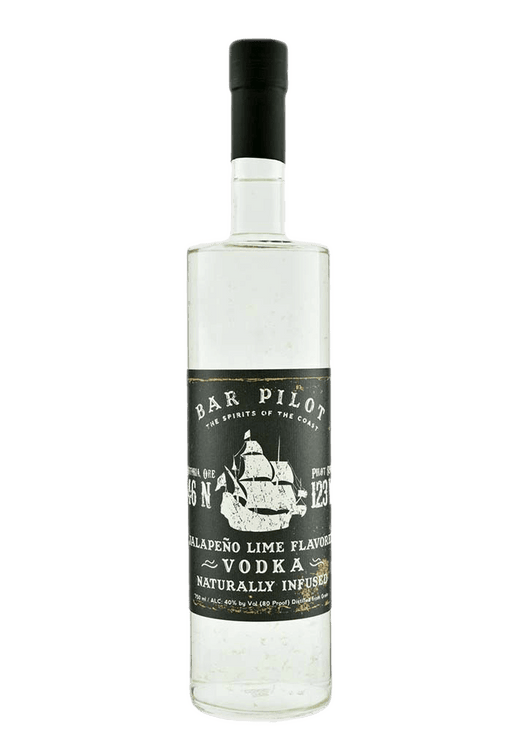 Jalapeno Lime Vodka - @ Your Door