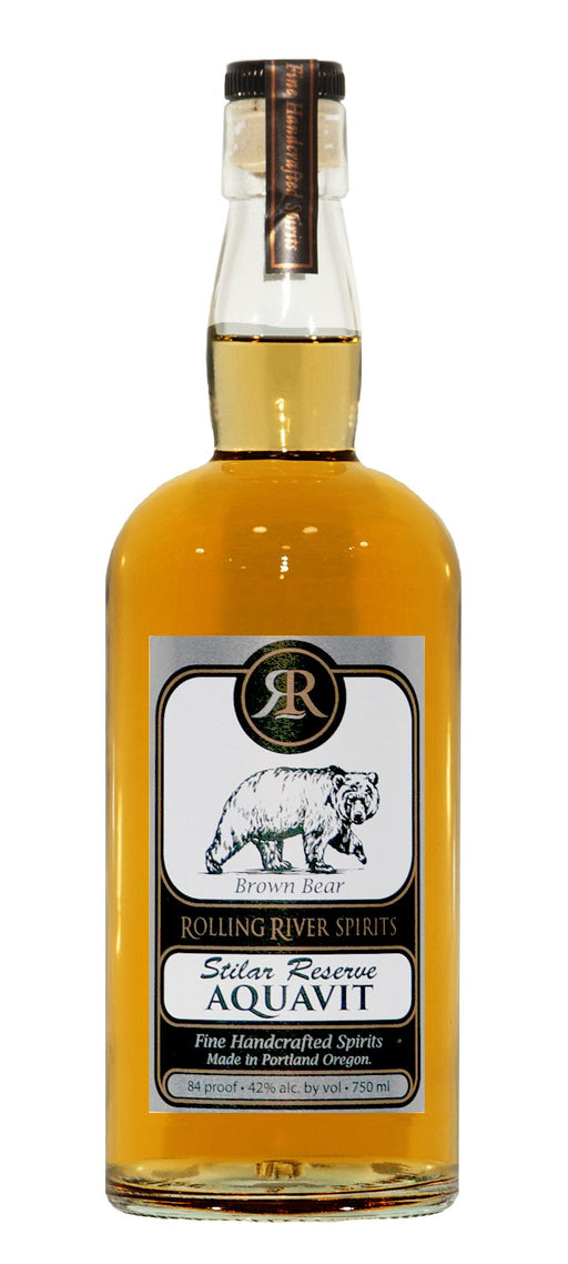 Brown Bear Aquavit - @ Your Door