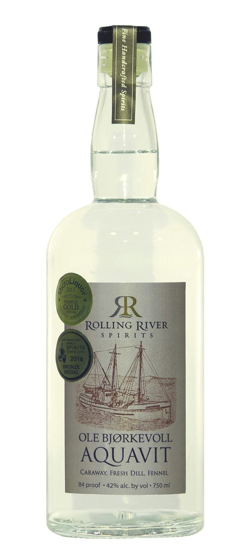 Ole Bjørkevoll Aquavit - @ Your Door